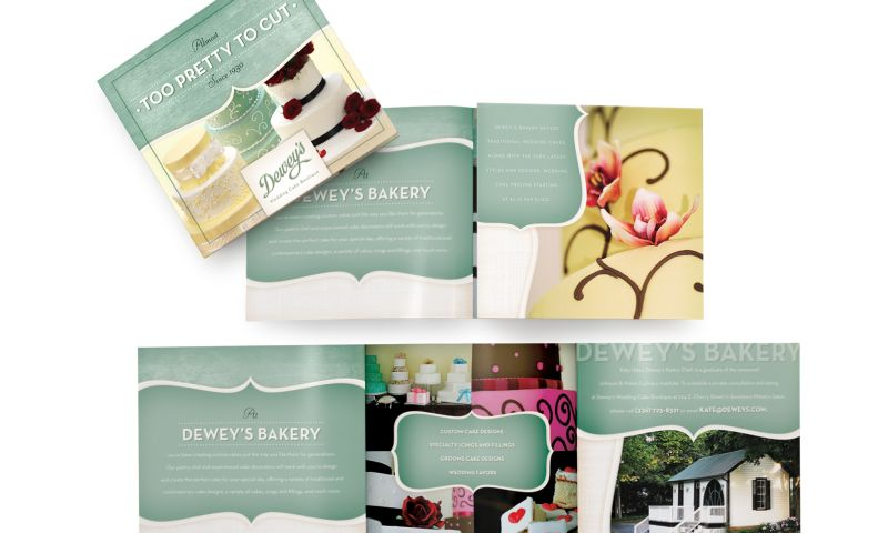 Wildfire - Salem Baking Company Brochure