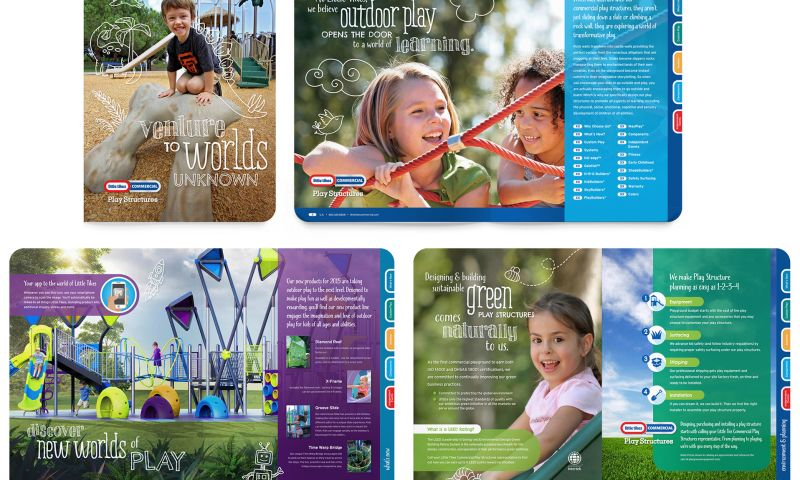 Wildfire - Little Tikes Commercial Product Catalog