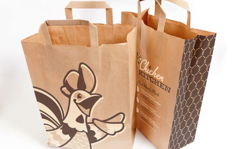 Wildfire - Lowes Foods Chicken Kitchen Branding