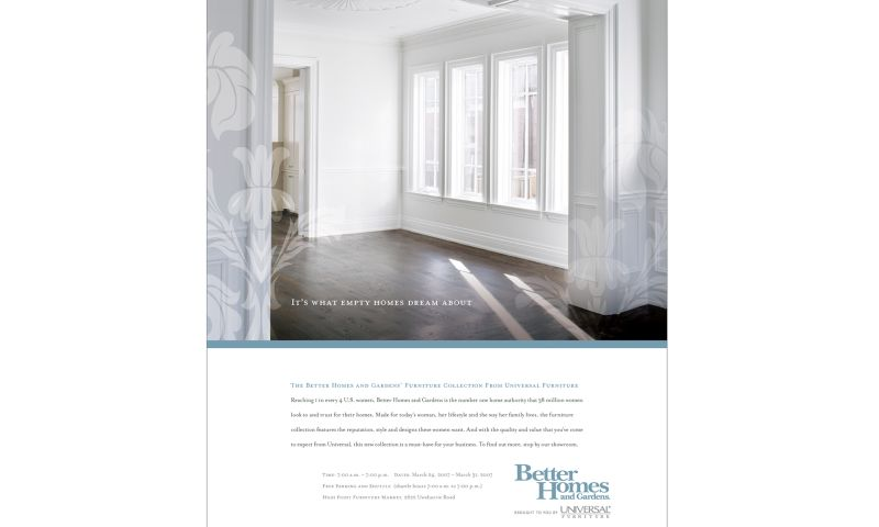 Wildfire - Better Homes & Gardens Campaign