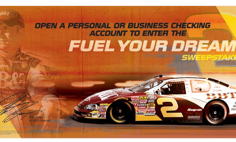 Wildfire - BB&T Lobby Campaign