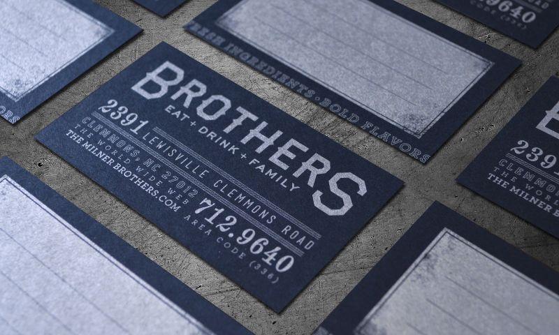 Wildfire - Brothers Branding Program