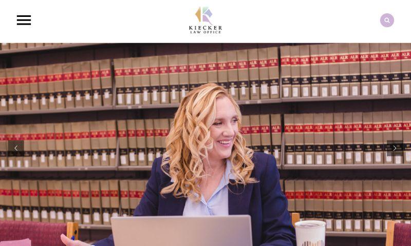TypeTrail Media - Kiecker Law Office