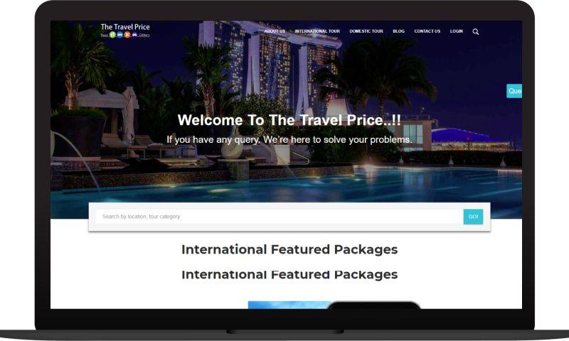 Aryavrat Infotech Inc. - The Travel Price