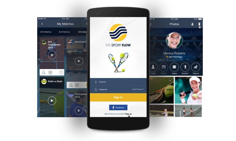 Biz4Solutions LLC - The Sportflow - Real Time Analysis Coaching App