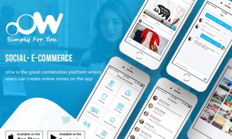 KONSTANT INFOSOLUTIONS - Social-cum-eCommerce App