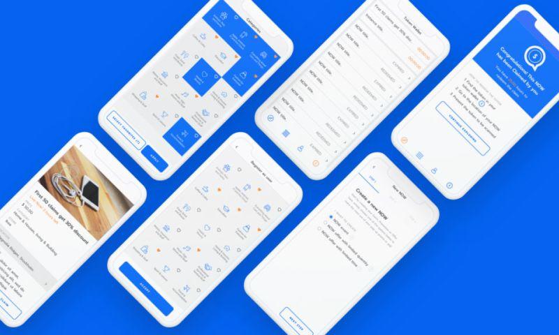 Lloyds Design - Now App