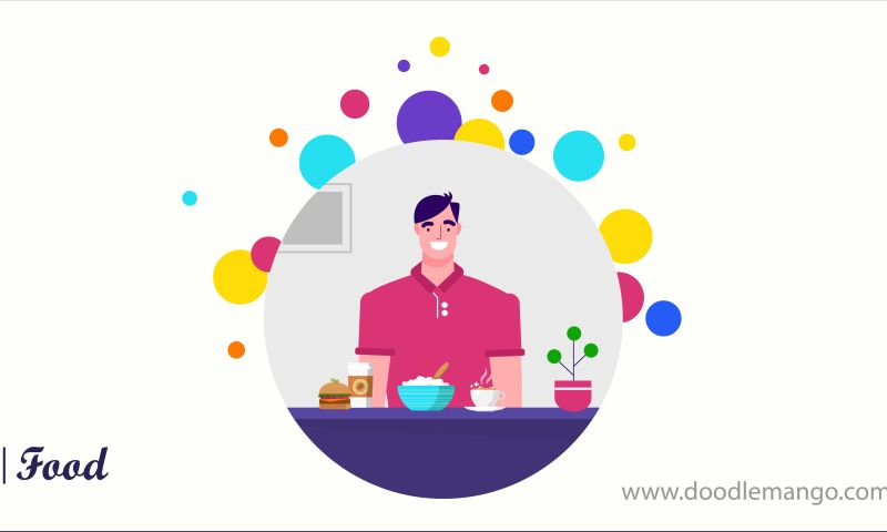 DoodleMango - Cushy App - Animated Explainer Video
