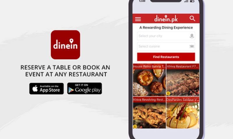 Graphiters - Table Reservation App development