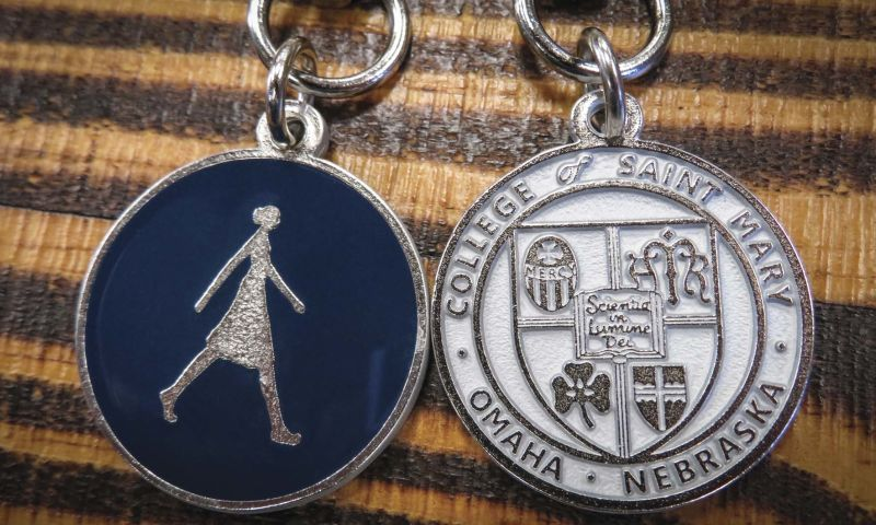Identity Marketing Group - Alumni Keychain