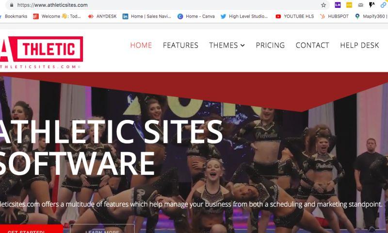 High Level Studios LLC - Athleticsites.com