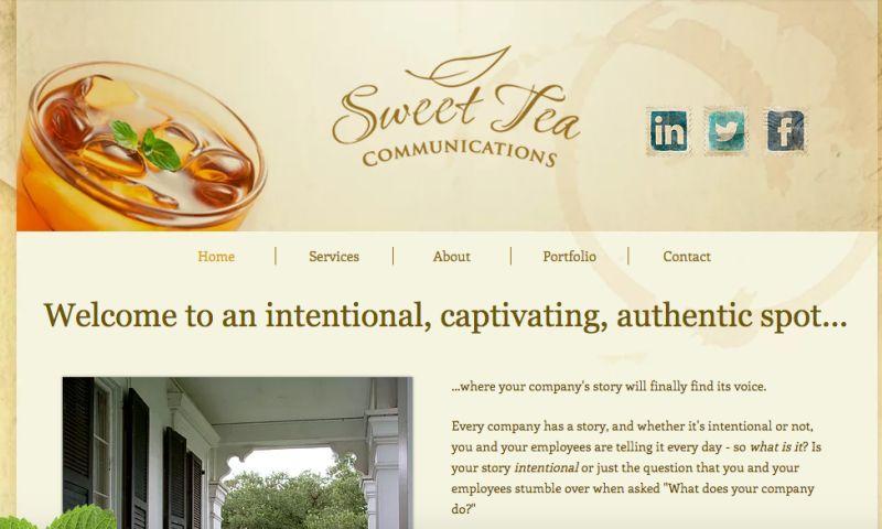High Level Studios LLC - Sweet Tea Communications