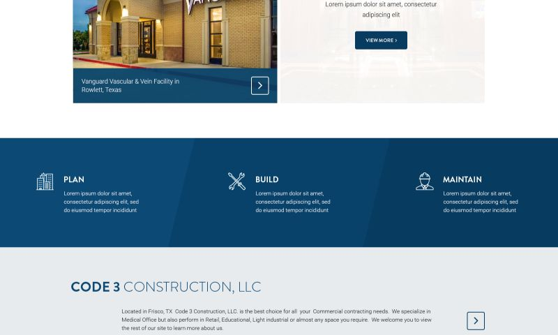 Philwebservices, INC. - Construction Industry Client