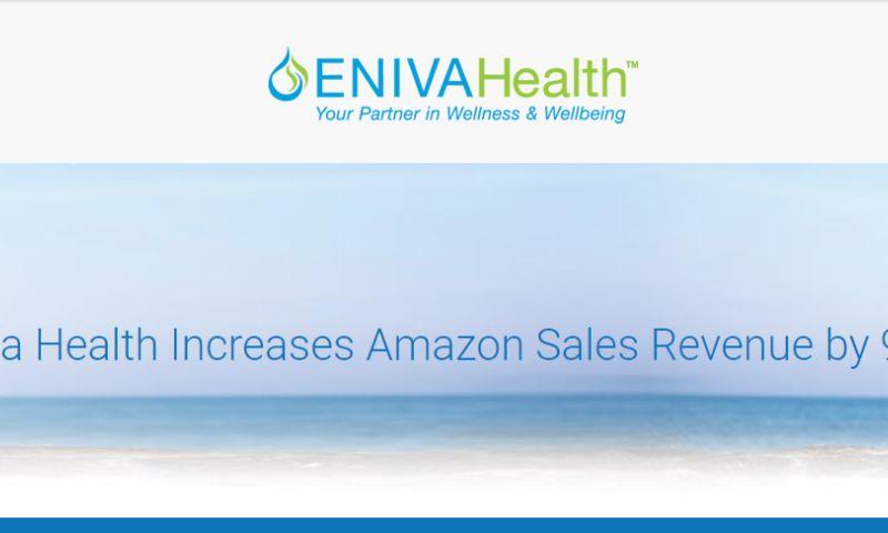 OperationROI - Eniva Health Increases Amazon Sales Revenue by 969%