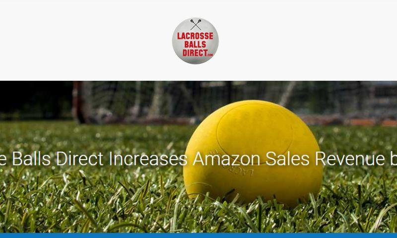OperationROI - Lacrosse Balls Direct Increases Amazon Sales Revenue by 719%