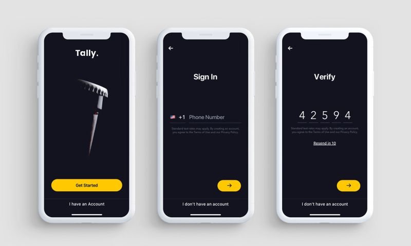 Calibrate - Tally-Payment App