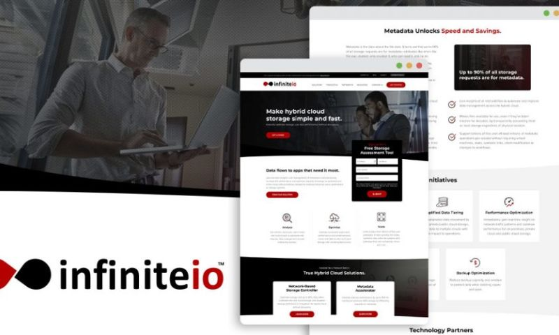 HMG Creative - InfiniteIO