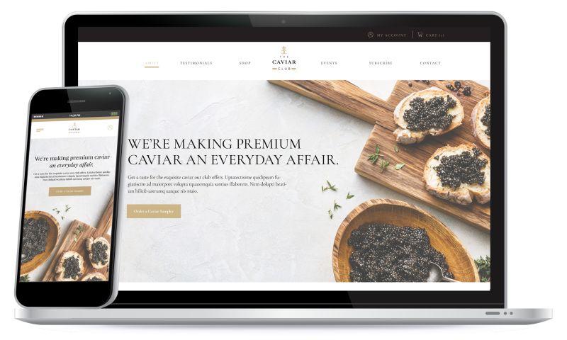 Kobe Digital - Caviar Club