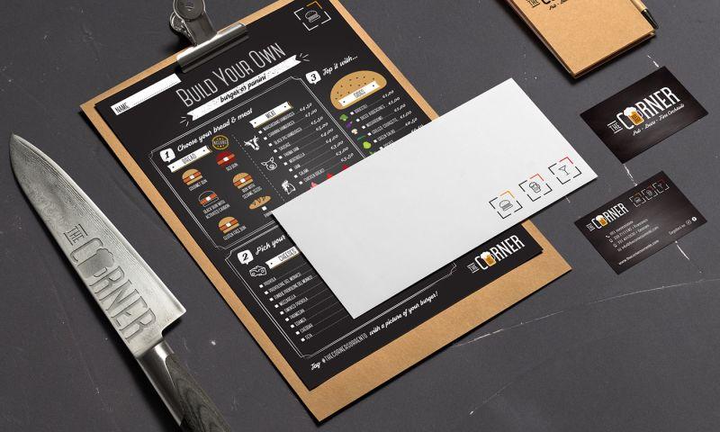 Munch Studio - Visual Identity System for Gourmet Pub & Burger Bar