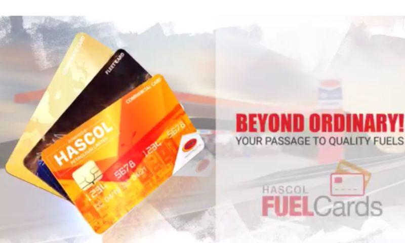 Global Advertising - Fleet Card Introduction and POS Terminal Process