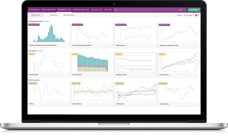 XB Software - An Economic Research Tool with Data Visualization Features
