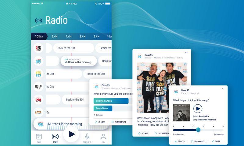 Melewi - meRadio