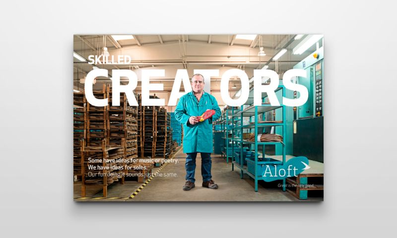 67 Creative Agency - Aloft