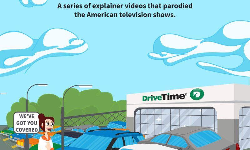 Yans Media - Drive Time