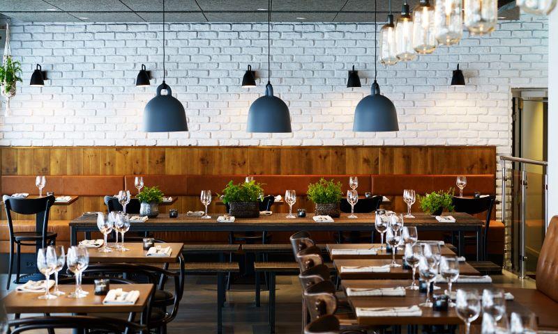 Brainence - Restaurant Website