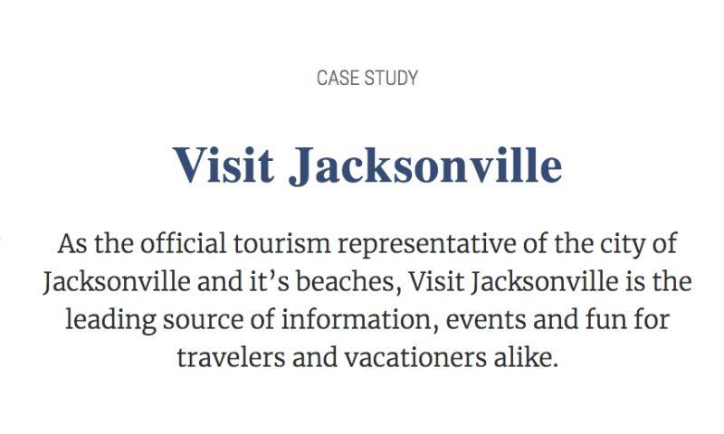 PCR Agency - Visit Jacksonville