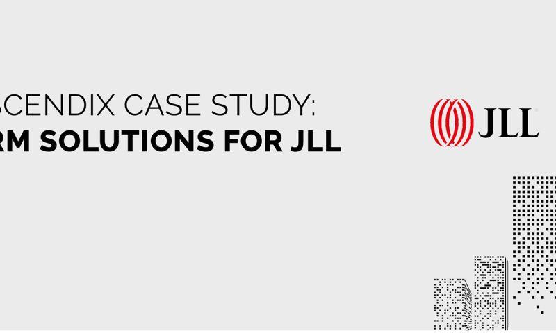 Ascendix Technologies - Ascendix Case Study: CRM Services and Products for JLL
