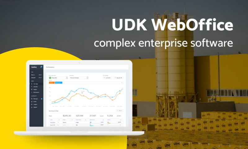 Clockwise Software - UDK Web Office