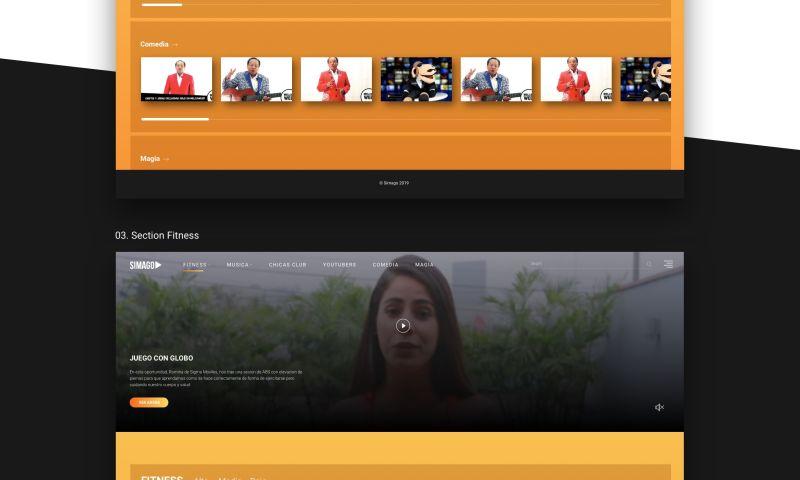 ReVerb - A fitness platform design example