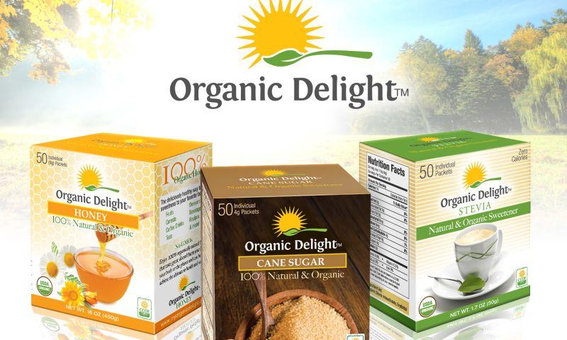 Comstock Studios - Organic Delight
