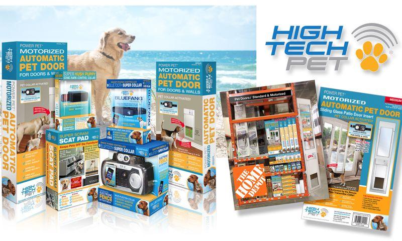 Comstock Studios - High Tech Pet