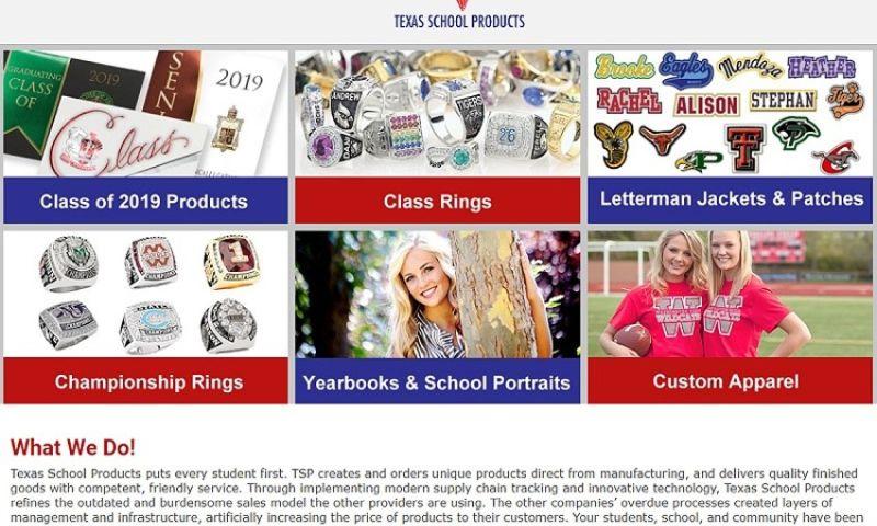 380 Web Designs - TexasSchoolProducts.com