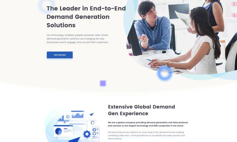 UPQODE - Demand Science Group