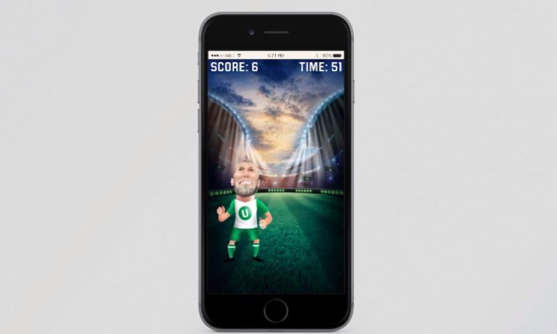 Appetite Creative - Football Game Banner Unibet