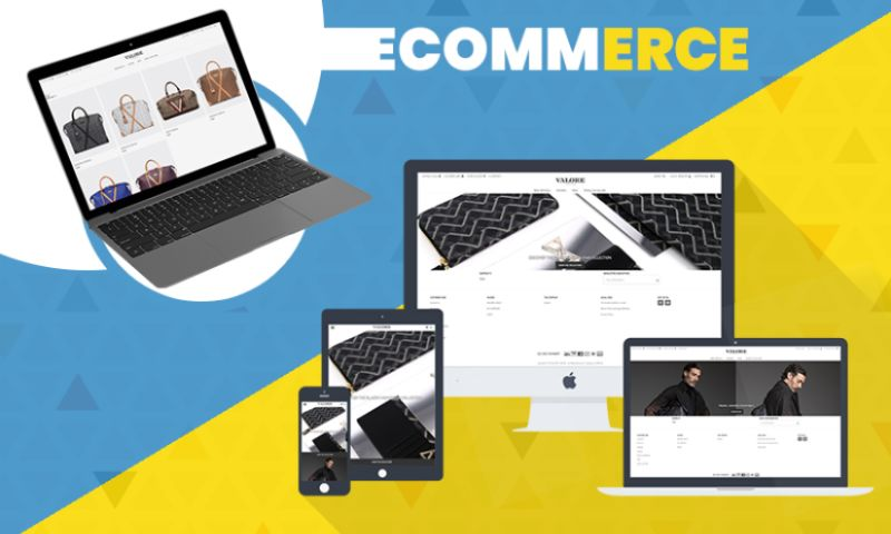 MindTech Consultancy - eCommerce Website