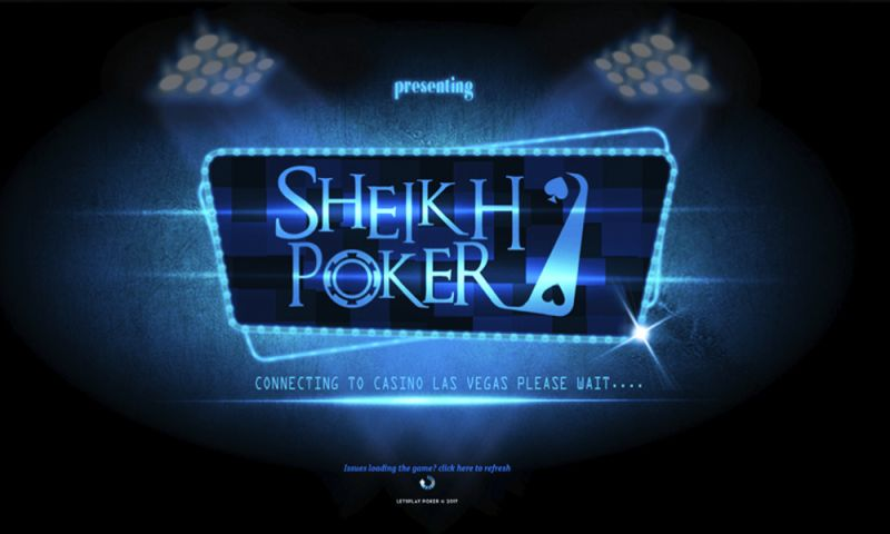 Multi Programming Solutions - Sheikh Poker