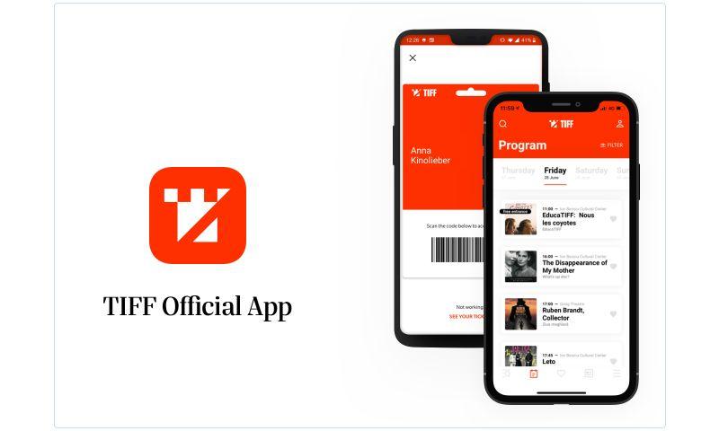 Halcyon Mobile - TIFF Official App