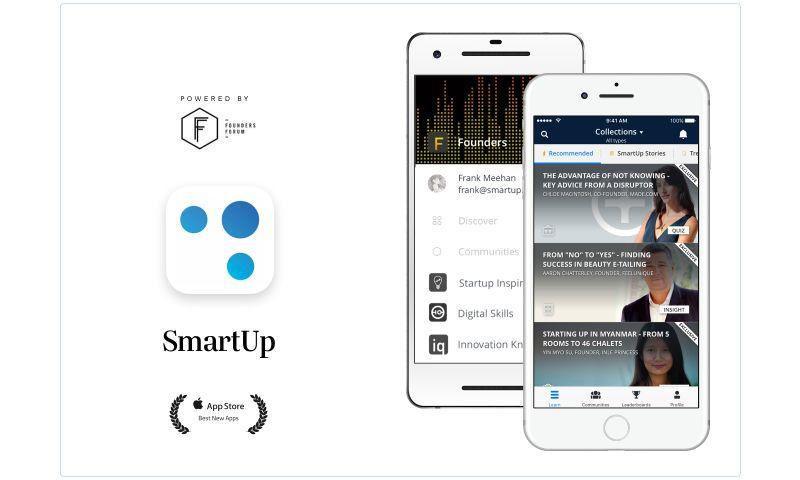 Halcyon Mobile - SmartUp