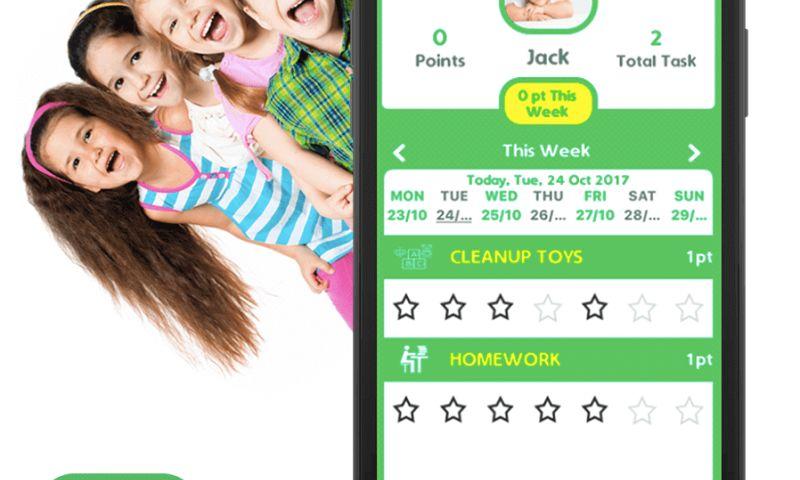Cerdonis Technologies LLC - Deeds 4 Kids - Promote Positive Parenting