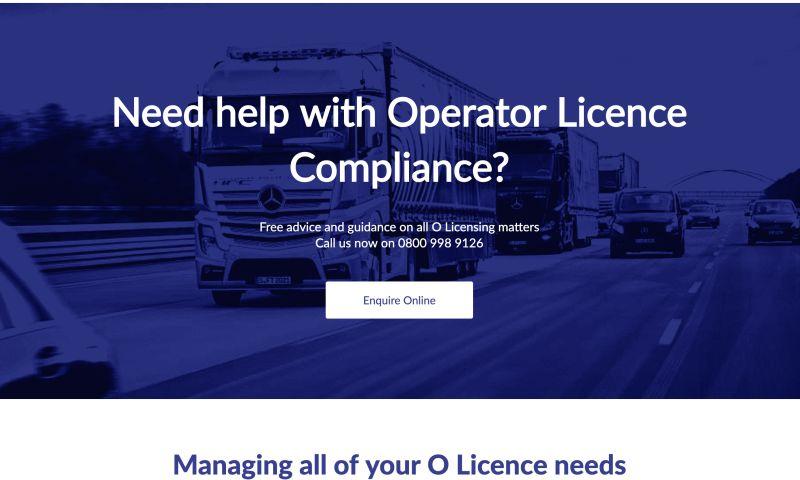 Hasha Tech - Goods Vehicle Licence