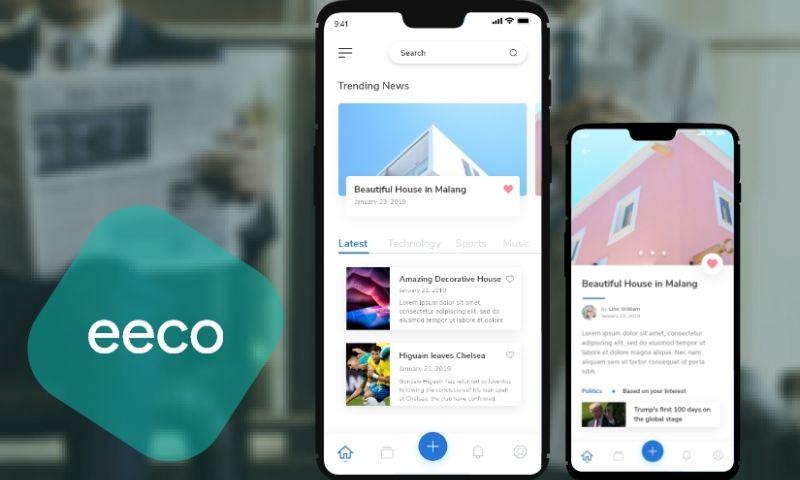 RootQuotient - eeco | Mobile Application
