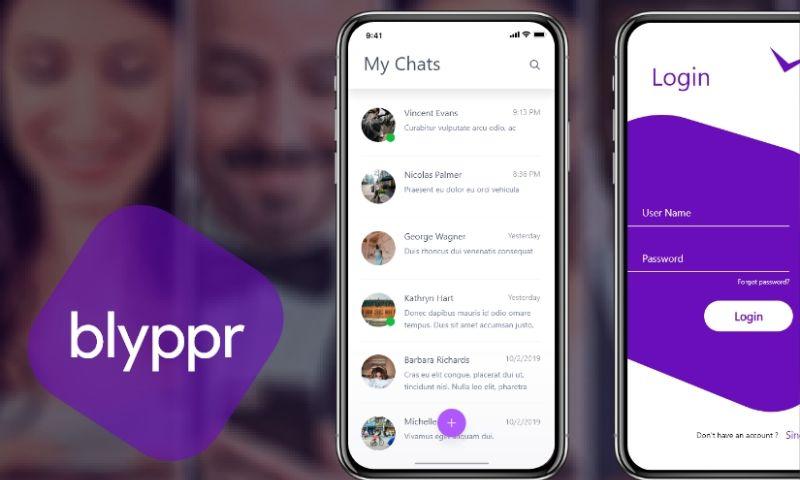 RootQuotient - Blyppr | Mobile Application