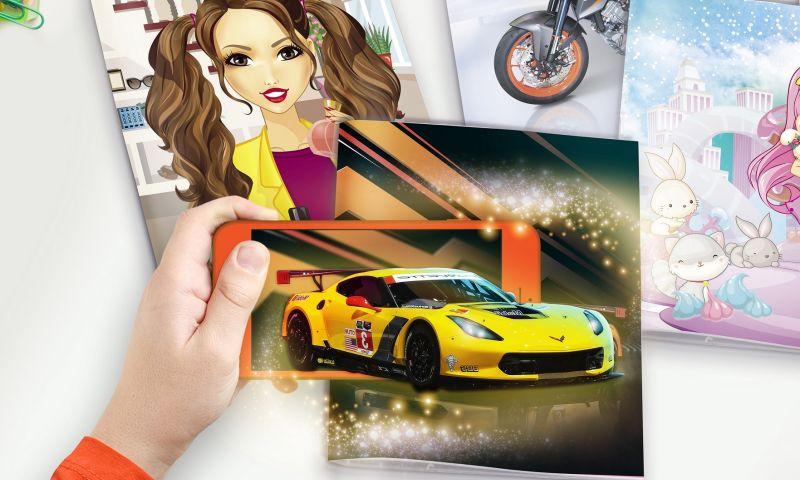 Live Animations - AR Rush Cars
