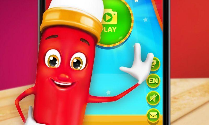 Live Animations - Kiky Coloring App