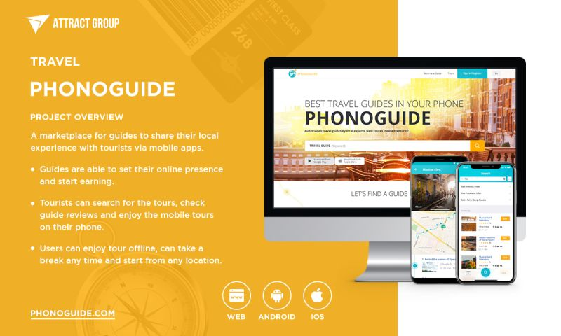 Attract Group - Phonoguide
