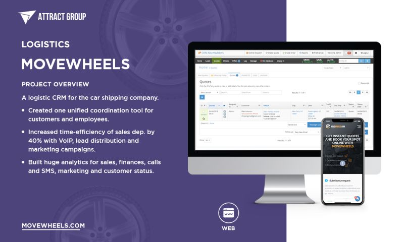 Attract Group - MoveWheels